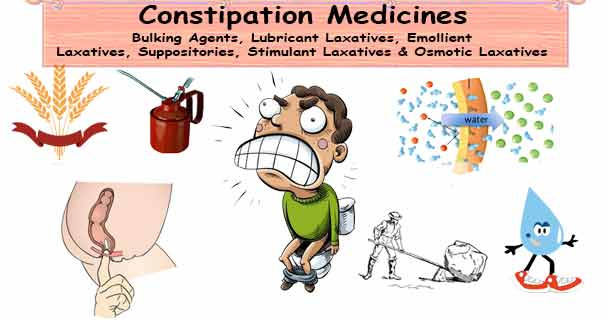 Constipation Medicines