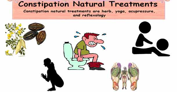Natural Alternative Medicinal Treatments for Constipation