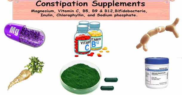Constipation Supplements