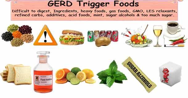 Best Foods To Eat Gerd