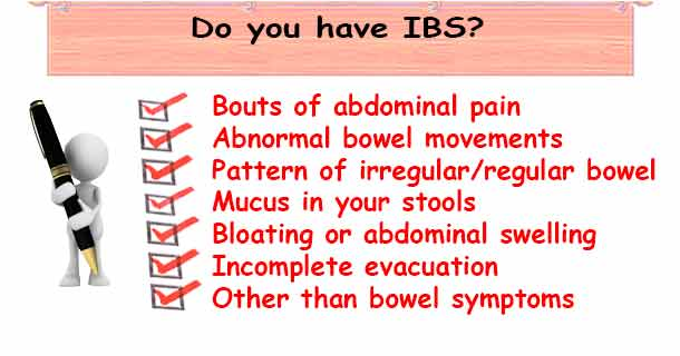 Do I have IBS?