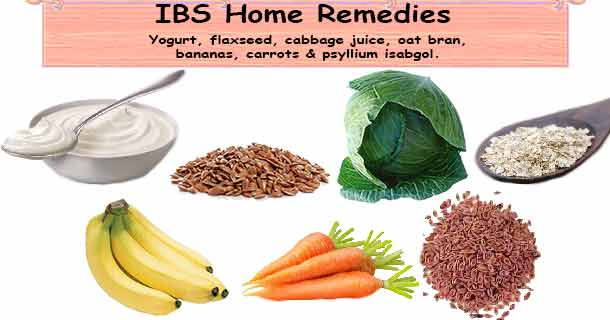 Irritable Bowel Syndrome Home remedies