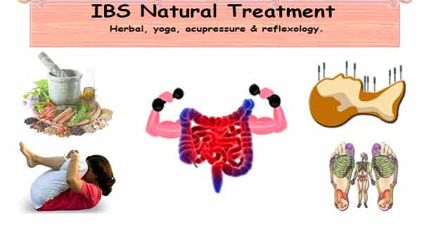 Irritable Bowel Syndrome Natural Remedies Treatment