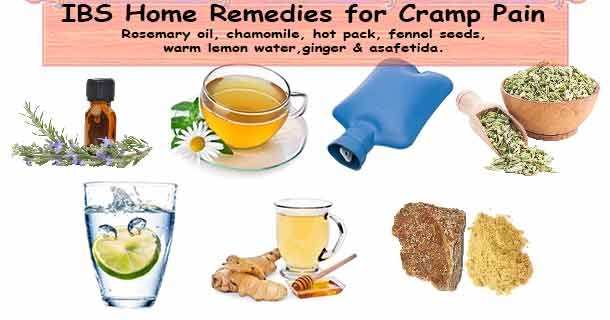IBS pain home remedies