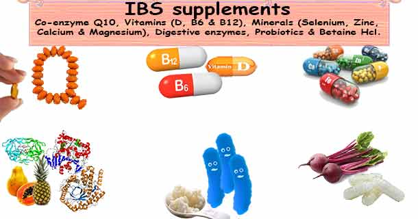 IBS Supplements