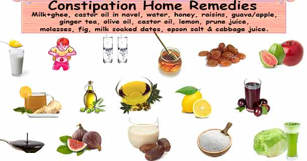 Natural Remedies To Help Constipation