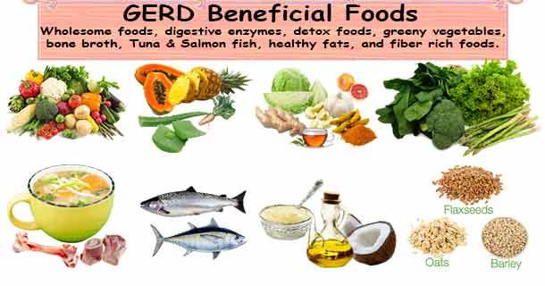 gerd foods eat beneficial reflux acid food diet esophagus heartburn remedies vegetables stomach fruits drink recipes causes digest gentle optimal