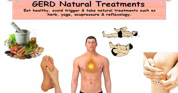 GERD Natural Treatments