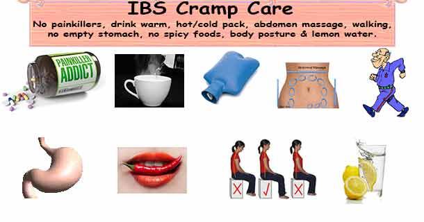 IBS Cramp Lifestyle