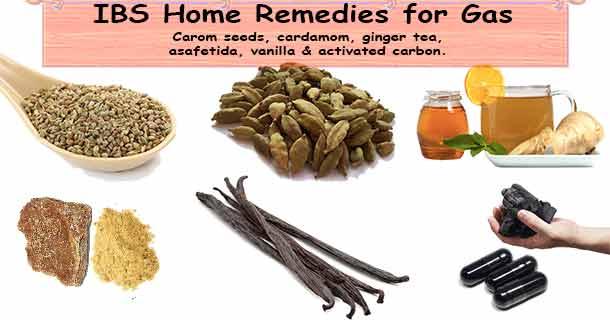 IBS gas home remedies