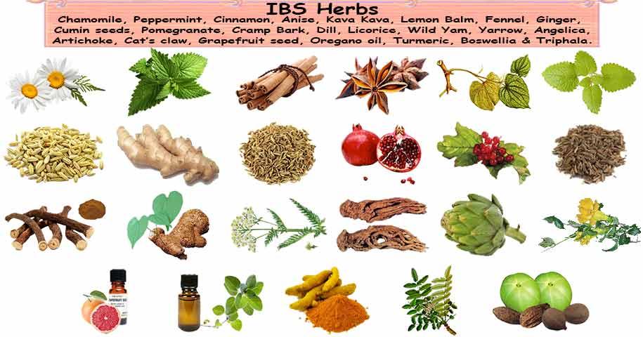 IBS Herbs