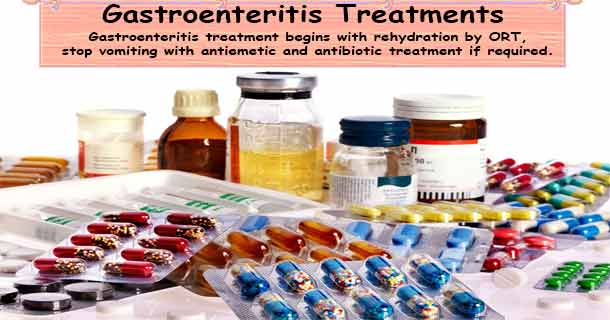 Gastroenteritis Treatments